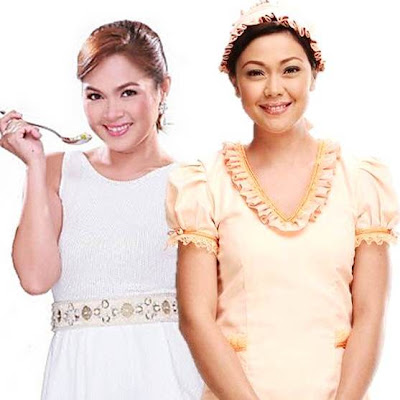 Judy Ann Santos and Jodi Sta. Maria Back to back on ABS-CBN's morning block