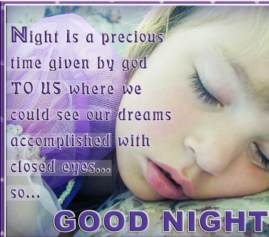 Kata Kata Selamat Tidur