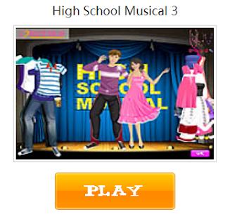 high school musical 1 2 3 dress up games