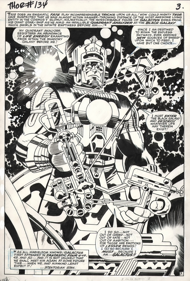 Original Art Stories Jack Kirby S Original Art Who Profits