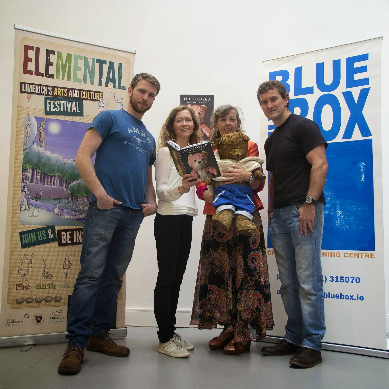 """""""Much Loved"""" exhibition lined up for Elemental 2014"""