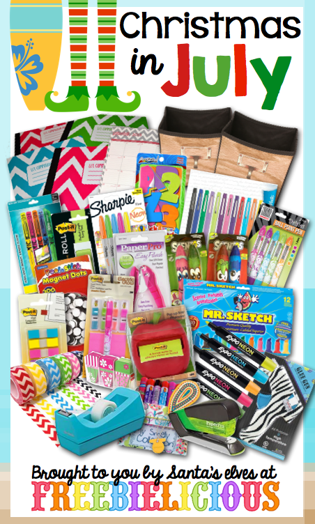 mega school supply giveaway