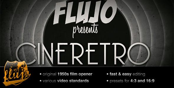 VideoHive CineRetro