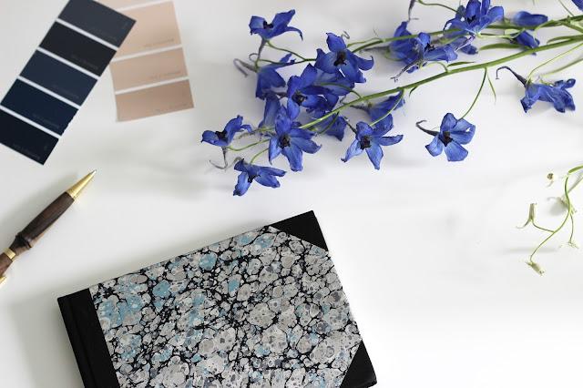 marbre notebooks, marble, scandinavian interior styling via http://www.scandinavianlovesong.com/