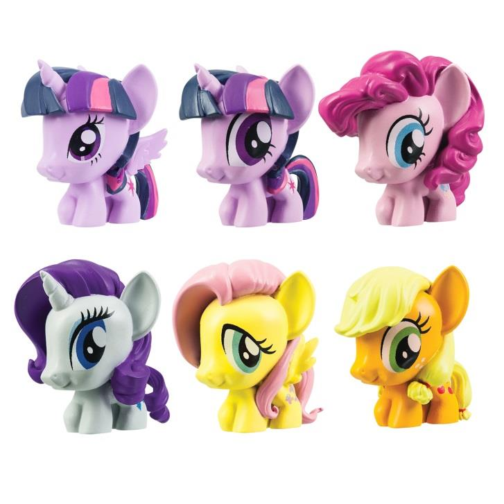Squishy Muffinz Wave Dash : Tech 4 Kids Current and Future MLP Products (Fashems and Lights) MLP Merch