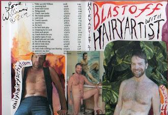 Redbearded Dad Hairyartist Visiting Robe Daddy Free