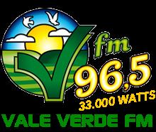Rádio Vale Verde FM de Assis Chateaubriand e Jusuítas PR ao vivo
