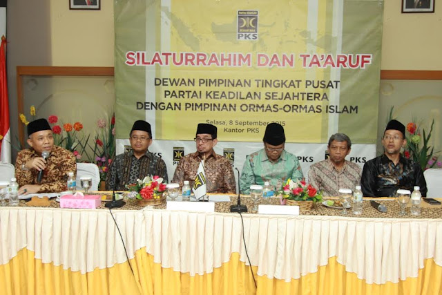 Eratkan Silaturahim, PKS Minta Masukan Ormas Islam Nasional