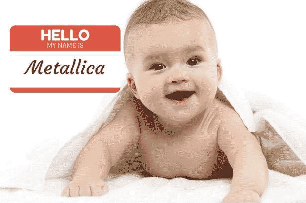 Bayi Metallica