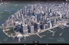 Ya se puede descargar la nueva versión de Google Earth para Android, con mapas más rápidos y nueva tecnología 3d