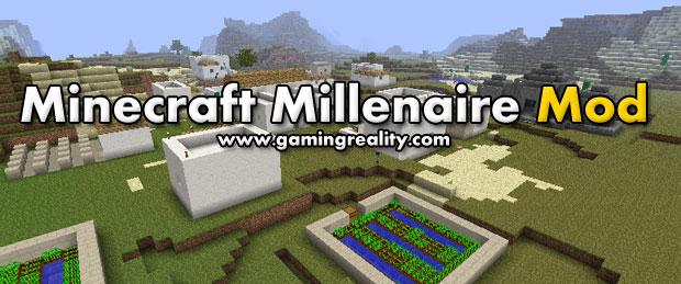 Minecraft Millenaire Mod