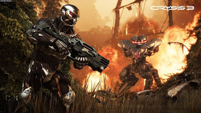 Game Crysis 3 Reloaded PC