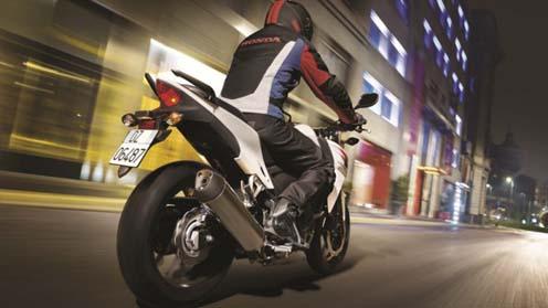 Honda CB500F Engine Review