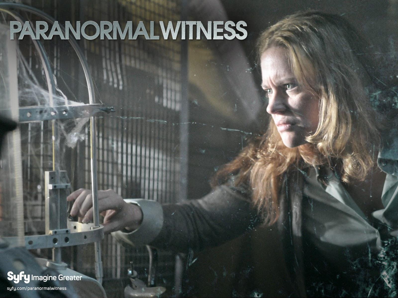 Capitulos de: Paranormal Witness