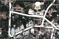 POR LA FIESTA DEL CORDERO CAMBIAN CIRCULACIÓN VEHICULAR EN EL CENTRO DE TANTI