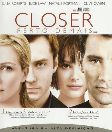 Closer Perto Demais – Dublado