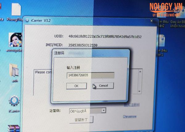 Cách khắc phục lỗi trừ tiền trên Iphone 5c lock