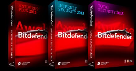 BitDefender 2013 Installer