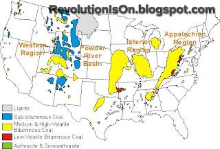 Coal Deposits