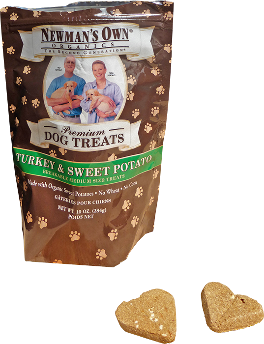 Newmans Own Organic Premium Dog Treat