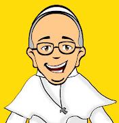 Papa Francisco: Viñetas con un toque de humor y sabor a Evangelio