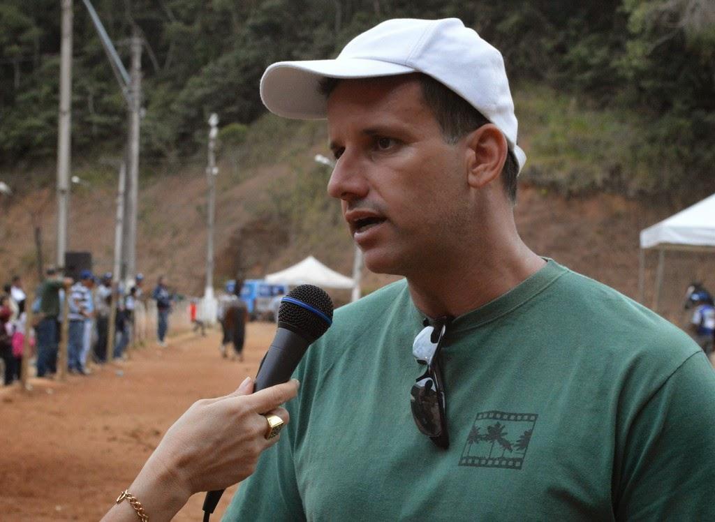 Foto Criador desde 2007, Marcelo Escobar participa da ExpoPampa em Teresópolis desde a quarta edição