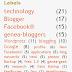 Cum sa editezi etichetele sau tagurile (labels) blogului Blogger