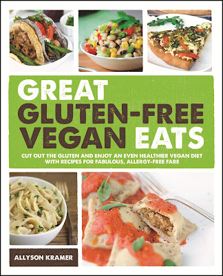 glutenfree vegan cookbook giveaway