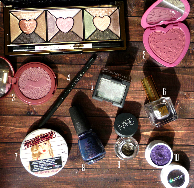 Makeup Essentials: 10 Winter Favorites
