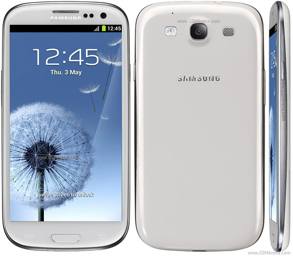 Samsung Galaxy S3 Specifications Samsung Products