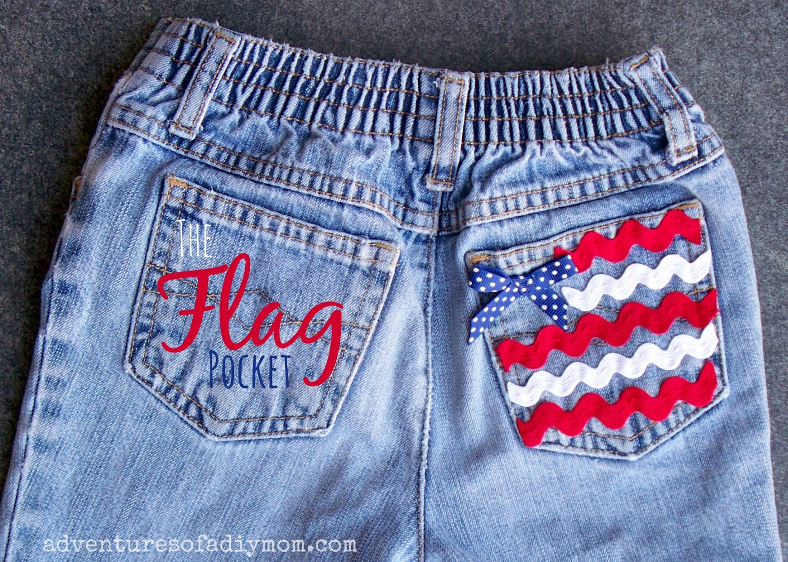 Flag Pocket Shorts