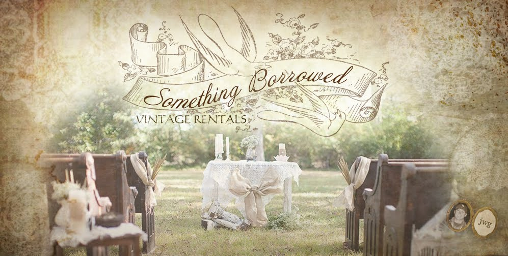 Something Borrowed Vintage Rentals