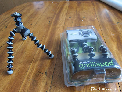 Joby Gorillapod replacement policy