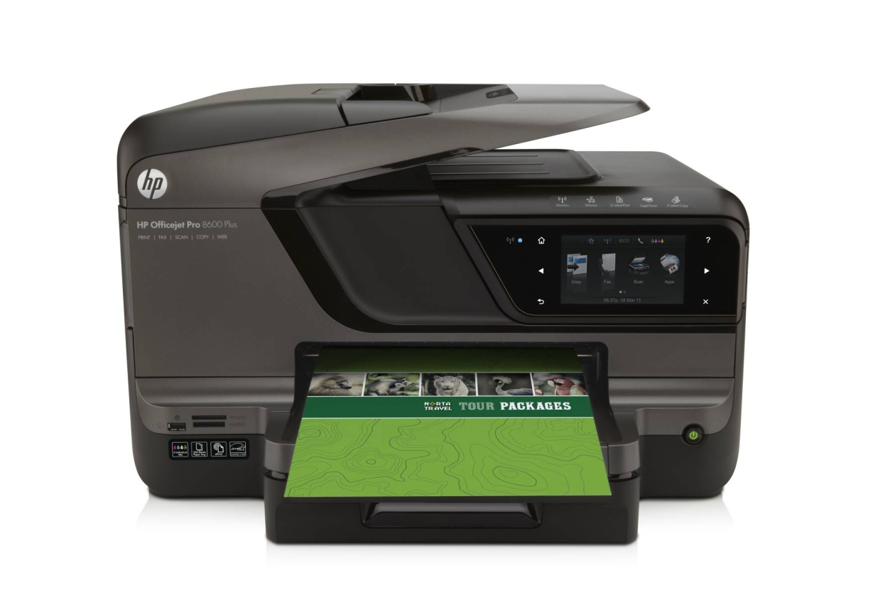 HP anunció la llegada de la Impresora OfficeJet PRO 8600 e-All-in-One