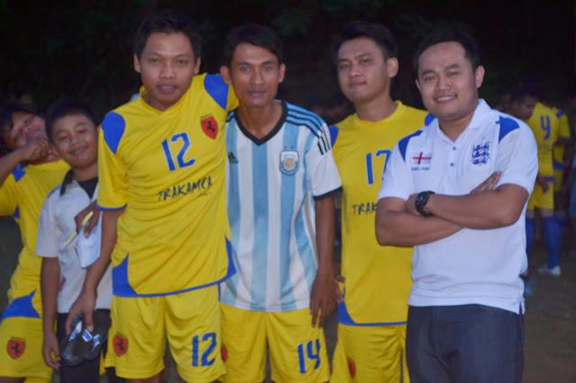 Sepakbola tarkam, Garuda Kekar FC, 17 agustus