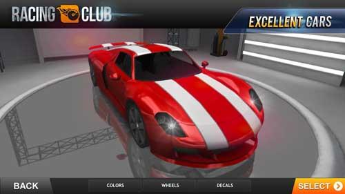 Racing Club v1.0.8 App Mod or Hack (Free Shopping)