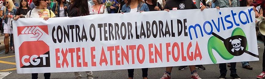 CGT EN ATENTO CORUÑA