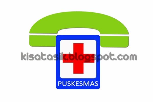 Nomor Telepon Puskesmas di Kabupaten Tasikmalaya