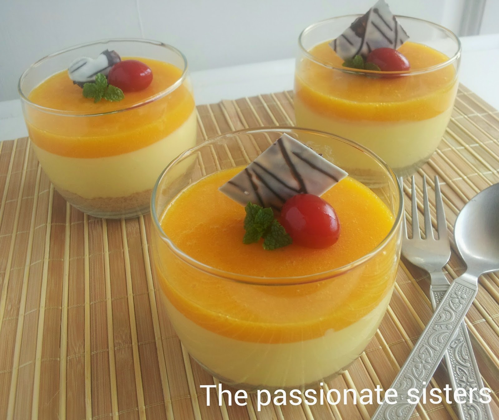 mango cheesecake no bake