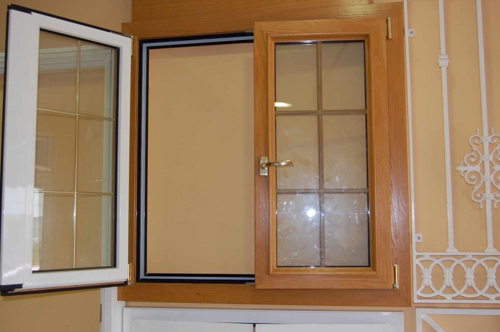 Aluminios rivas ventanas for Colores ventanas aluminio lacado