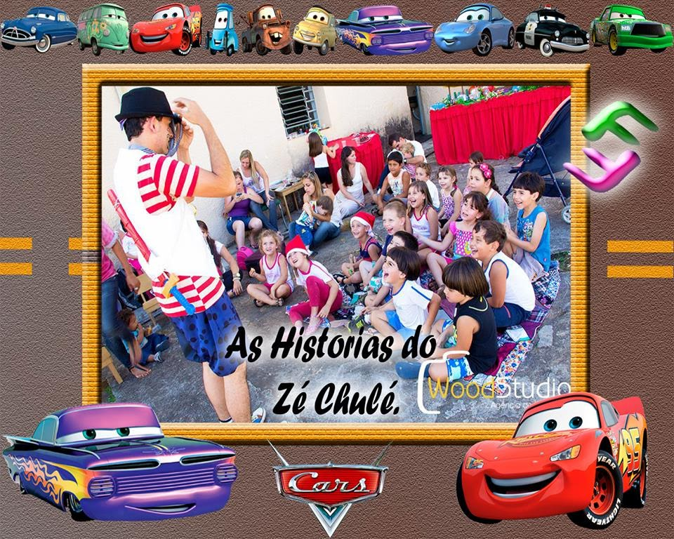 Palhaço Zé (Virgilio Souza)