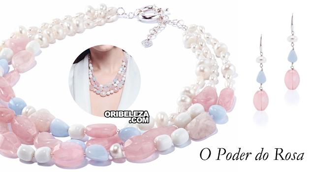 Royal by Oriflame - Coleção Powder Pink