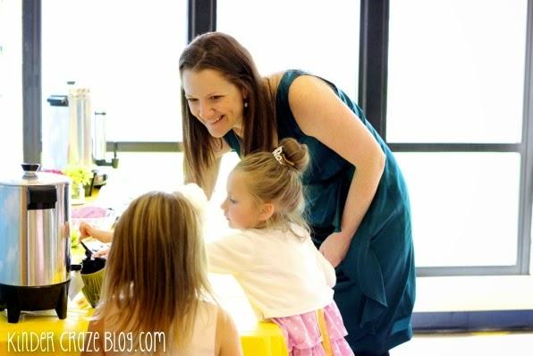 adorable kindergarten Mother's Day tea party ideas