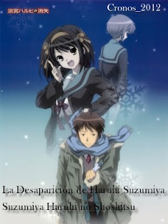 La Desaparicin de Haruhi Suzumiya - (Latino) (MP4 Celular) (MF)