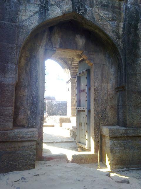 Mahadarvaja - Sindhudurg Fort