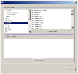 Quick Tips: Merge fields in Visualforce: Insert fields