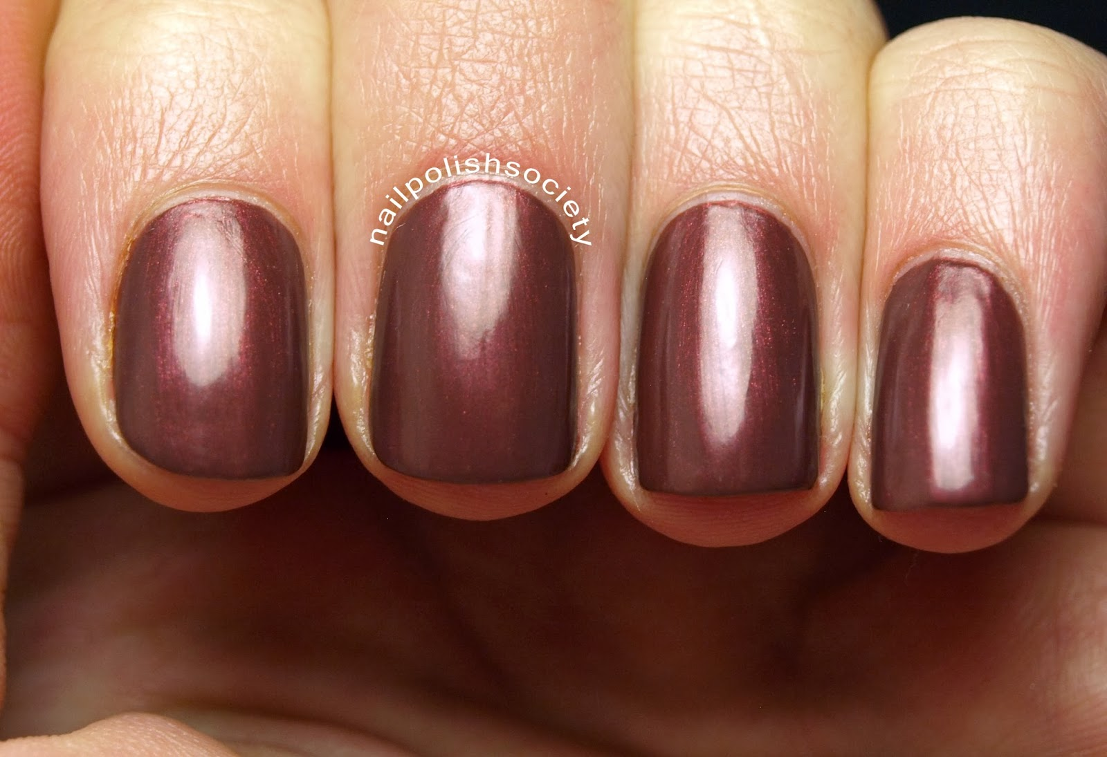 This Color Is Warm And Snuggly Like A Sweater It Reminiscent Of Two My Favorite Polishes Opi Wooden Shoe To Know Sephora By Metro Too