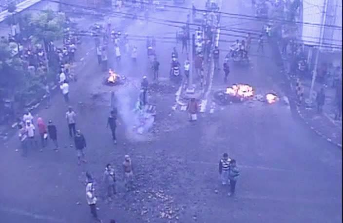 Jalan Sutomo Medan Dan Sutomo Medan Mencekam