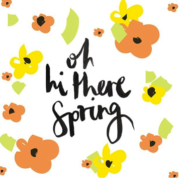jasmine dowling typography spring