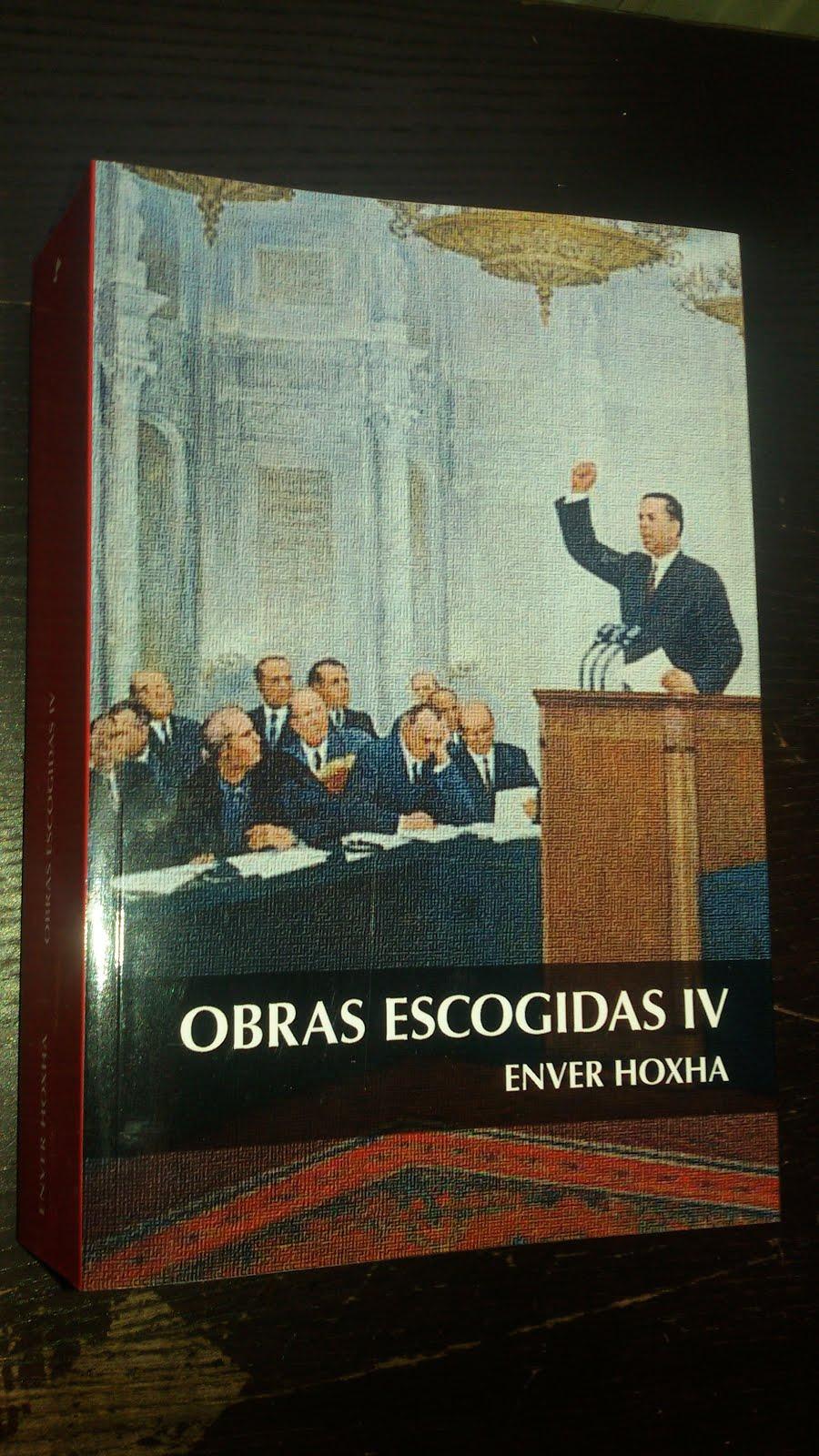 Tomo IV , OE Enver Hoxha